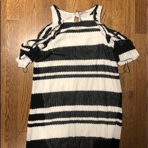 ZARA KNIT DRESS SIZE SMALL NWT